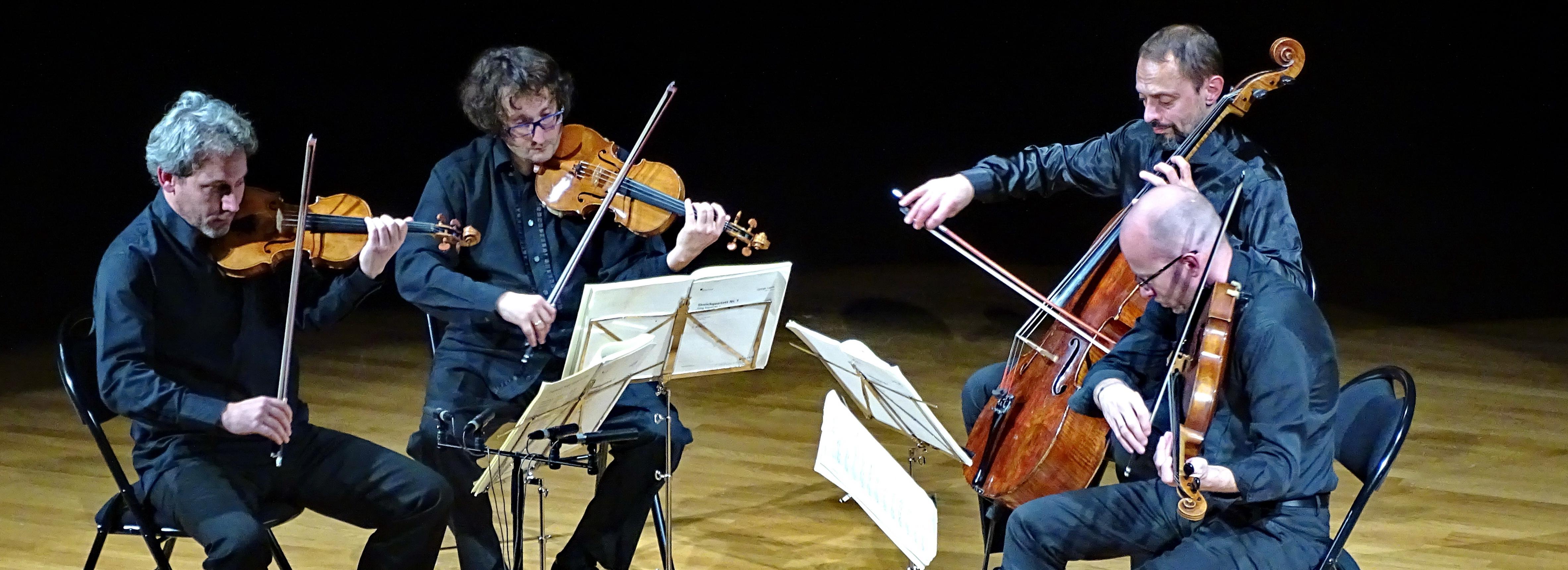 Quatuor Les Dissonances